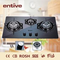 China 3 burner gas stoves for sale wholesale