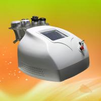 China 4 in 1 best ultrasound cavitation machine price ABS material matte white wholesale