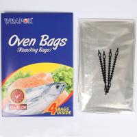 China Eco-friendly PET Plastic Oven Cooking Bags Turkey Bread Oven Roasting Bags wholesale