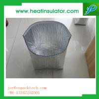 Quality Reflective Insulation Foil Bubble Bag Box Liners To Keep Food Cooler for sale