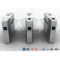 China Anti - Reverse Retractable Turnstile Barrier Gate RS232 /  RS485 550mm Passage Width wholesale