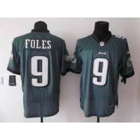 China Nike NFL Philadelphia Eagles 9 Nick Foles elite Jerseys wholesale