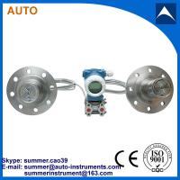 Quality 4-20mA remote dule flanges differential pressure liquid level transmitter for sale