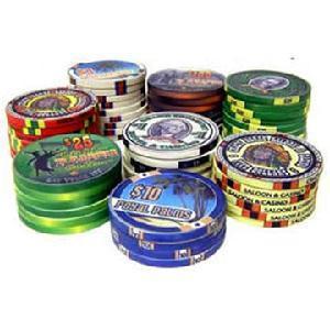 China Ceramic Poker Chips (CP162) wholesale