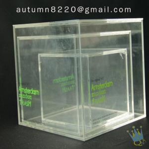 China BO (51) acrylic ballot case wholesale