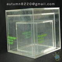 China BO (51) acrylic ballot case wholesale
