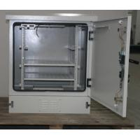 China Single Wall Outdoor  Pole Mounted Cabinet / Wall Mounted Enclosure/ Floor Mounted Cabinet wholesale