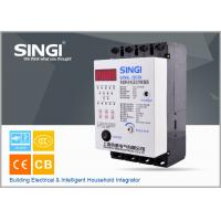 China Intelligent Auto Reclose residual current operated circuit breaker 40-630A 400V wholesale