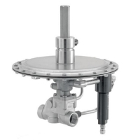 China Fisher Type ACE95 Vapor Saver Tank Blanketing Valve with fisher regulator low-set point technology wholesale