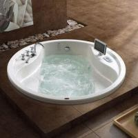 China Pure Acrylic Antique Bathtub/Hot Tub, Measures 1,650 x 1,650 x 880mm wholesale