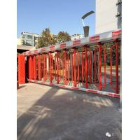 China Automatic Industrial Heavy Duty Fence Boom Barrier Arm With Remote Control wholesale