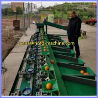 China small apple grading machine, dragon fruit sorting machine, kiwi fruit sorter wholesale