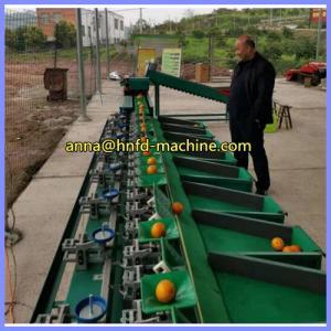 Quality small orange grading machine, potato grading machine,tomato grading machine for sale