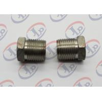 China 304 Stainless Steel CNC Machining Parts Internal and External Hex Bolts Nuts wholesale