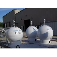 Buy cheap Movable Compressed Natural Gas Storage Tank20/25MPa Pressure CNG Hydrogen Applied from wholesalers