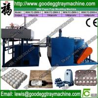 China paper egg tray pulp molding machine wholesale