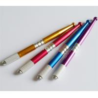 China 5.5 Inch Long Microblading Tattoo Pen Suitable For All Microblading Blades on sale