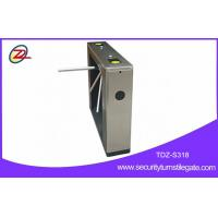 Magnetic Tripod Turnstile Gate , Camera system / Facial Scanner tripod barrier