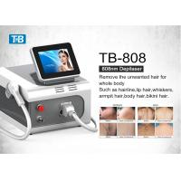 China Triple Wavelength 755nm 808nm 1064nm Diode Laser Hair Removal Machine Laser Diode 808 wholesale