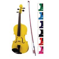 China Classic Handmade Violin 1 / 8 Small With Ebonized Fingerboard wholesale