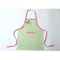 China Fashionable Cute Cooking Aprons Convenient Use  For Promotional  / Gift Purpose wholesale