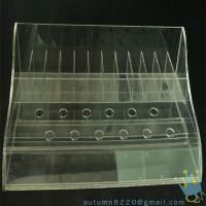 China acrylic cd storage box wholesale