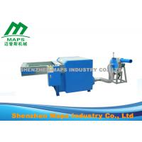 China High Efficiency Fabric Stuffing Pillow Making Machine With Flapping Work Table wholesale