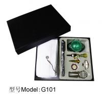 China golf gift set,golf ball marker,golf pen(include the golf tool in it) wholesale