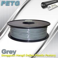 China High Temperature Resistant PETG Up 3d Printer Filament Acid / Alkali Resistance wholesale