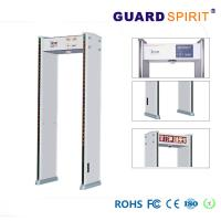 China 255 Level Video Monitor Walk Through Security Metal Detectors High End Occasion Inspection wholesale