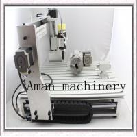 China new model 4 axis wood handicraft cnc milling machine wholesale