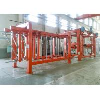 China Professional AAC Block Vertical Cutting Machine For Fly Ash Block Plant wholesale