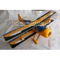 "China Pitts 50cc 71"" Rc airplane model, remote control plane wholesale"