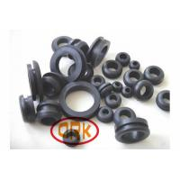 China Pipe NBR / Silicone Rubber Grommets , Waterproof Grommet Seal ROHS FDA wholesale
