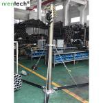 China 9m lockable pneumatic telescopic mast 70kg payloads NR-2200-9000-70L wholesale