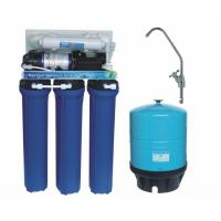 China 160T/D Reverse Osmosis Waste Water Treatment Systems on sale