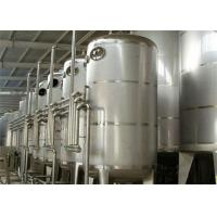 China Large Scale Complete Dairy Processing Line 100-1000kg/H Capacity ISO Passed wholesale