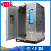 China High Accuracy Walk In Temperature And Humidity Test Chamber With LCD Display wholesale