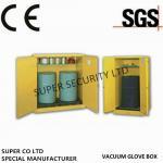 China Single Door Hazardous  Chemical Drum Flammable Storage Cabinet For Flammable Liquids Steel Stainless Steel wholesale