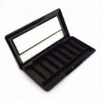 China Eye Shadow Empty case, Made of AS or ABS wholesale