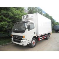 China 4x2 vegetable transport truck refrigerated vehicle, Refrigerated truck wholesale