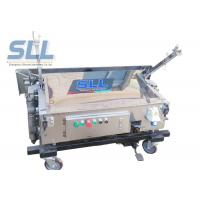 China Self Leveling Pole Folding Automatic Wall Plastering Machine Light Weight wholesale
