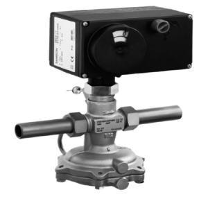 China Alloy / Steel Electric Actuator DIN Flow Regulator Flow Control PN 16 - PN 25 Pressure Rating wholesale