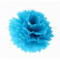 25/30/35/40 cm Tissue Paper Pom Pom Balls Craft , Hanging Pom Pom Decorations
