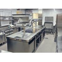 China Never Fade Stainless Steel Building Products / Stainless Steel Restaurant Equipment No Bacteria on sale