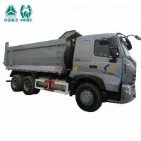 China Diesel Engine Howo Tipper 6x4 Sinotruk Dump Truck With One Spare Tyre on sale