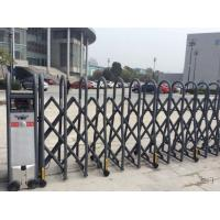 China Security Factory Electric Retractable Gate Stainless Steel With Wireless Remote Control wholesale