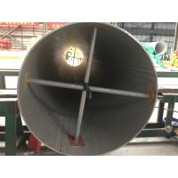 China ASTM A358 Standard Ss Welded Pipe High Durability For Mining / Chemical Industry on sale