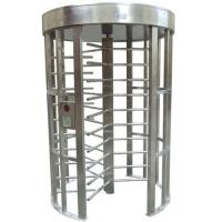 China Outdoor Rustproof Full Height Turnstile with Light Alarm for Park RS485 AC220V 50Hz RS485 wholesale