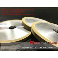 China 1A1 Vitrified Diamond Bruting Wheel for Diamond Polishing alan.wang@moresuperhard.com wholesale